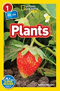 Book Cover: National Geographic Readers: Plants