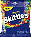 Skittles Darkside Bite size Candies 204g (pack of 1)