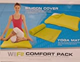 Pro Silicon Yoga Cover Mat Wiifit Competition Yoga Mat For Yoga & Push Up New