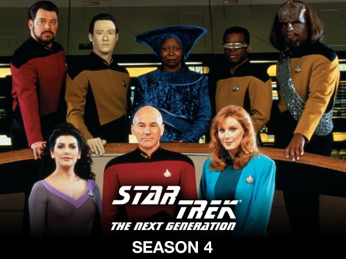 Amazon Com Star Trek The Next Generation Season 4