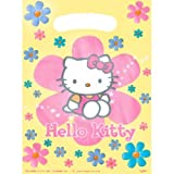 Hello Kitty Pastel Favor Bags (8ct)