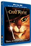 echange, troc Le Chat Potté - Combo Blu-ray 3D active + Blu-ray 2D + DVD + copie digitale [Blu-ray]