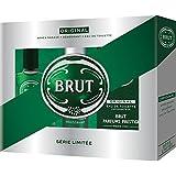 Brut Coffret cadeau homme Original - Eau de toilette + déodorant + après-rasage