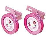 """Hello Kitty Stützräder passend für 14 """" Kinderräder 1 Paar Neu"""