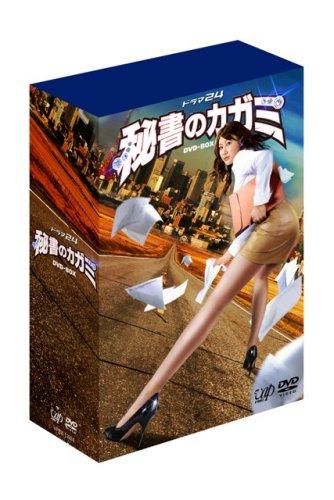 ドラマ24 秘書のカガミ DVD-BOX