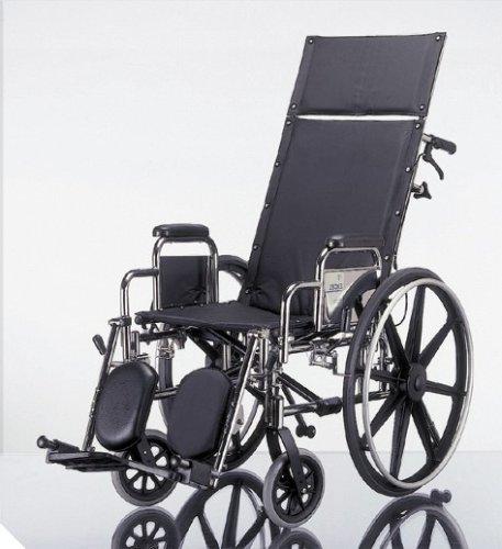 18 Reclining/Recliner Wheelchair Wheel Chair