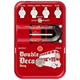 VOX ヴォックス エレキ・ギター用 BBD素子搭載 多機能アナログ・ディレイ・エフェクター Tone Garage Double Deca Delay TG2-DDDL