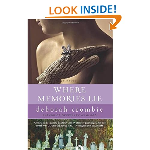 Where Memories Lie: A Novel