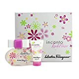 Salvatore Ferragamo Incanto Lovely Flower 2 Piece Gift Set for Women