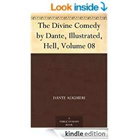 The Divine Comedy by Dante, Illustrated, Hell, Volume 08