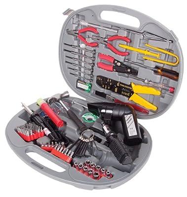 Manhattan Technician Tool Kit, 145 Pieces (530217)