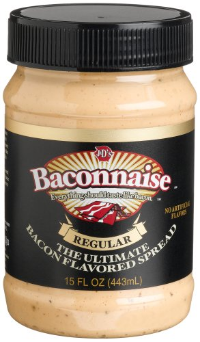 J&D's Baconnaise Bacon Flavored Spread