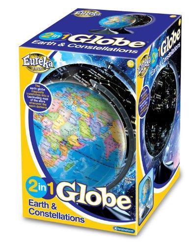 Globe 2 en 1 – La Terre et les constellations