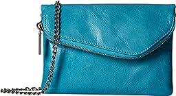 HOBO Vintage Daria Convertible Handbag Cross Body, Turquoise, One Size