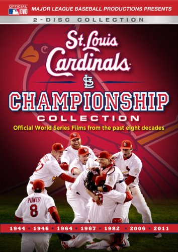 St Louis Cardinals Championship Collection [DVD] [Import]