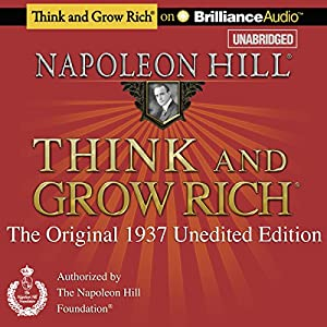 Think and Grow Rich (1937 Edition) Hörbuch
