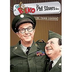 Sgt. Bilko - The Phil Silvers Show: Season 3