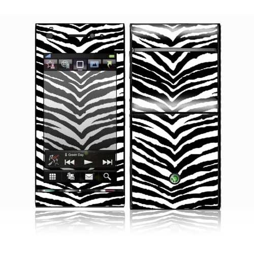 Black Zebra Skin Design Decorative Skin Cover Decal