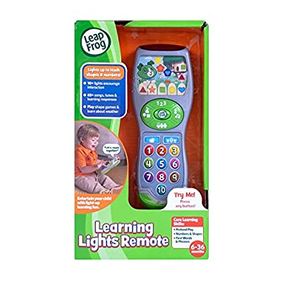 LeapFrog Scout's Learning Lights Remote from Leapfrog
