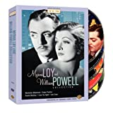 Myrna Loy and William Powell Collection (Manhattan Melodrama / Evelyn Prentice / Double Wedding / I Love You Again / Love Crazy) ~ Myrna Loy