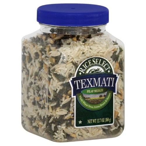 Texmati Orzo Pilaf Medley, 12.7000-ounces (Pack of6)