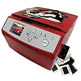 Wolverine SNAP20 20 Megapixels 35mm Slides Negatives and Photo to Digital Image Converter, Red