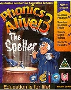 Phonics Alive! 3: The Speller