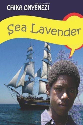 Book: Sea Lavender by Chika Onyenezi