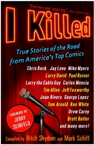 I Killed: True Stories of the Road from America