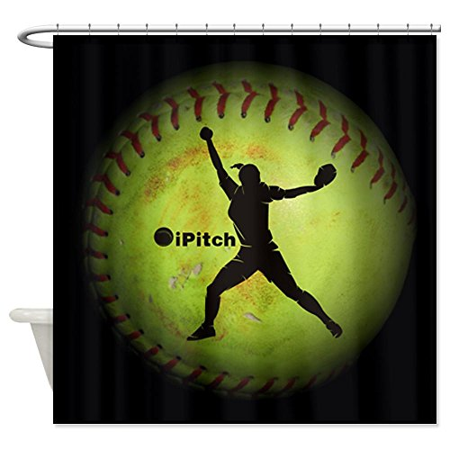 CafePress iPitch Fastpitch Softball right handed