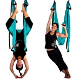 Inversion Sling - Yoga Swing (Turquoise)