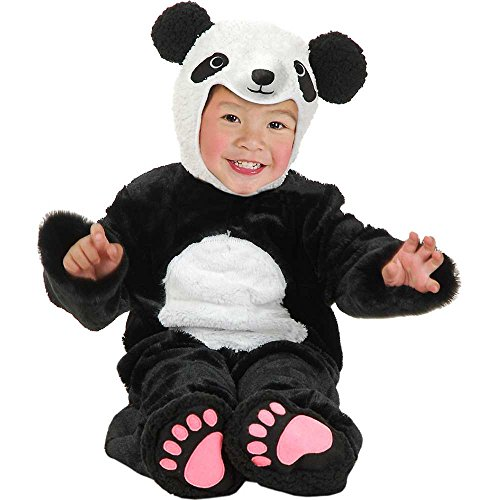 Little Panda Bear Baby Costume