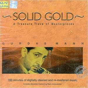 Gurdas Mann - Solid Gold- a Treasure Trove of Masterpieces - Amazon