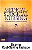 Medical-Surgical Nursing - Two-Volume Text and Clinical Decision Making Study Guide Revised Reprint Package: Patient-Centered Collaborative Care, 7e