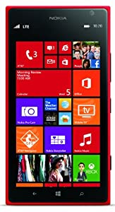 Nokia Lumia 1520, Red (AT&T)