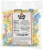Concord Candy Blox, Build'Em & Eat'Em- Assorted Fruit Flavor, 1 Lb