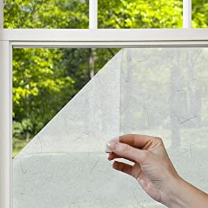 Gila prp78 privacy residential window film for 2 way privacy window film