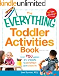 The Everything Toddler Activities Boo...