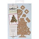 Spellbinders S6-014 Shapeabilities 3D Christmas Tree Die Templates