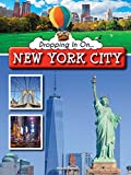 img - for Dropping in on New York City book / textbook / text book