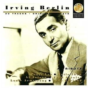 IRVING BERLIN TRIBUTE