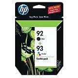 HP 92 Black & HP 93 Tri-color