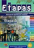 Etapas 5 : Pasaporte. Libro del alumno. Nivel A2
