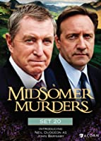 Midsomer Murders Set 20 Master Class The Noble Art Not In My Backyard Fit For Murder by Acorn Media