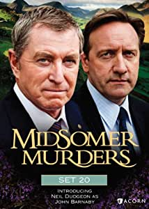 Midsomer Murders: Set 20 (Master Class / The Noble Art / Not in My Backyard / Fit for Murder)