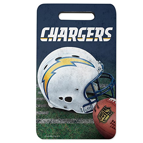 San Diego Chargers Car Accessories: NFL San Diego Chargers Seat Cushion -Kneel Pad Home Garden