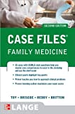 img - for Case Files Family Medicine (text only) 2nd(Second) edition by E. Toy,D. Briscoe,B. Reddy,B. Britton book / textbook / text book
