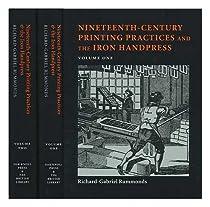Nineteenth-Century Printing Practices and the Iron Handpress