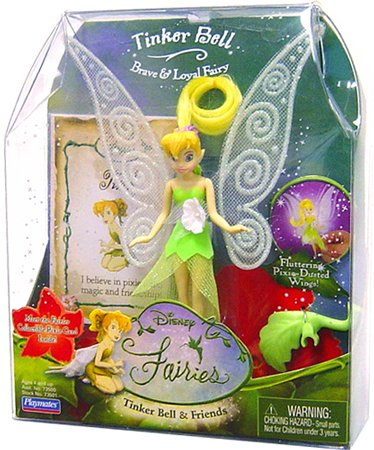 Tinker Bell from Disney Fairies-Collect them all!