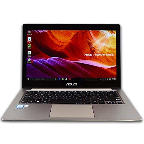 New 2015 ASUS Zenbook 13 inch Ultrabook Laptop (i7-6500U CPU, QHD screen, 20GB RAM, 512B SSD, Killer Wifi, NVidia GT 940M graphics, Windows 10)